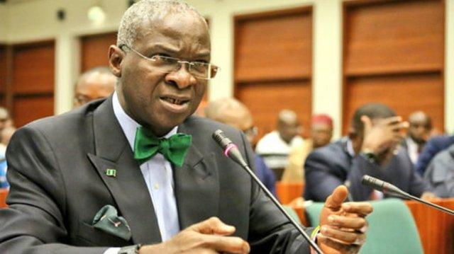 826.8km of roads delivered in 5 months, Fashola tells FEC