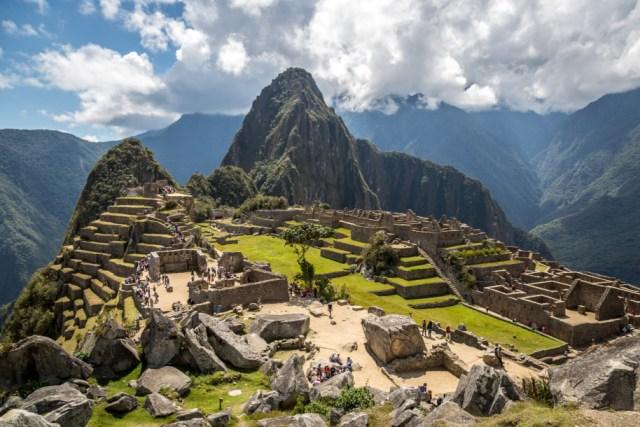 Machu Picchu, Tourist