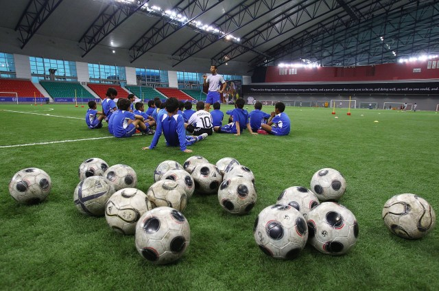 Sgh Academy Factory For Nigeria S Future Soccer Stars