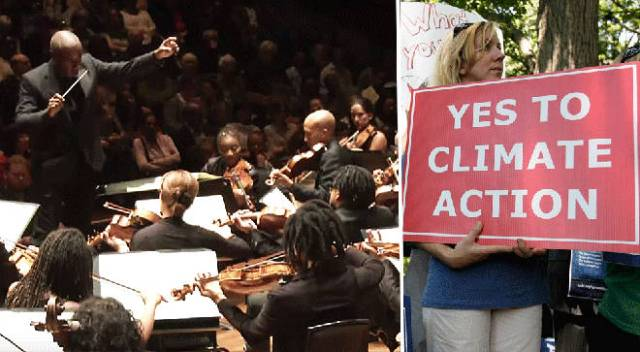 Nigerian composes song to terminate climate crisis