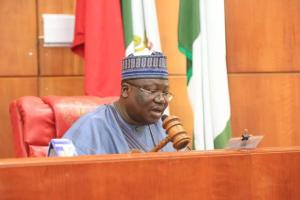 BREAKING: Lawan frustrates moves to force Senate to adjourn sitting