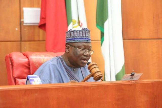 Is Ahmad Lawan truly committed to rebuilding Nigeria's Economy