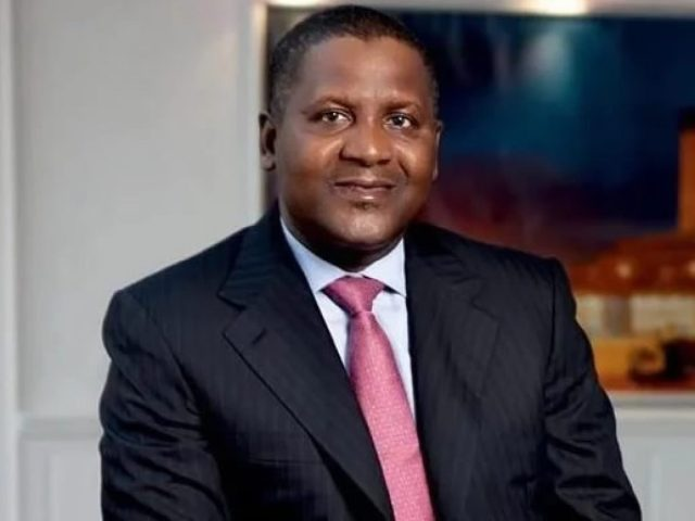 Just in: Dangote wins World Travel Market Award with CNN commercial
