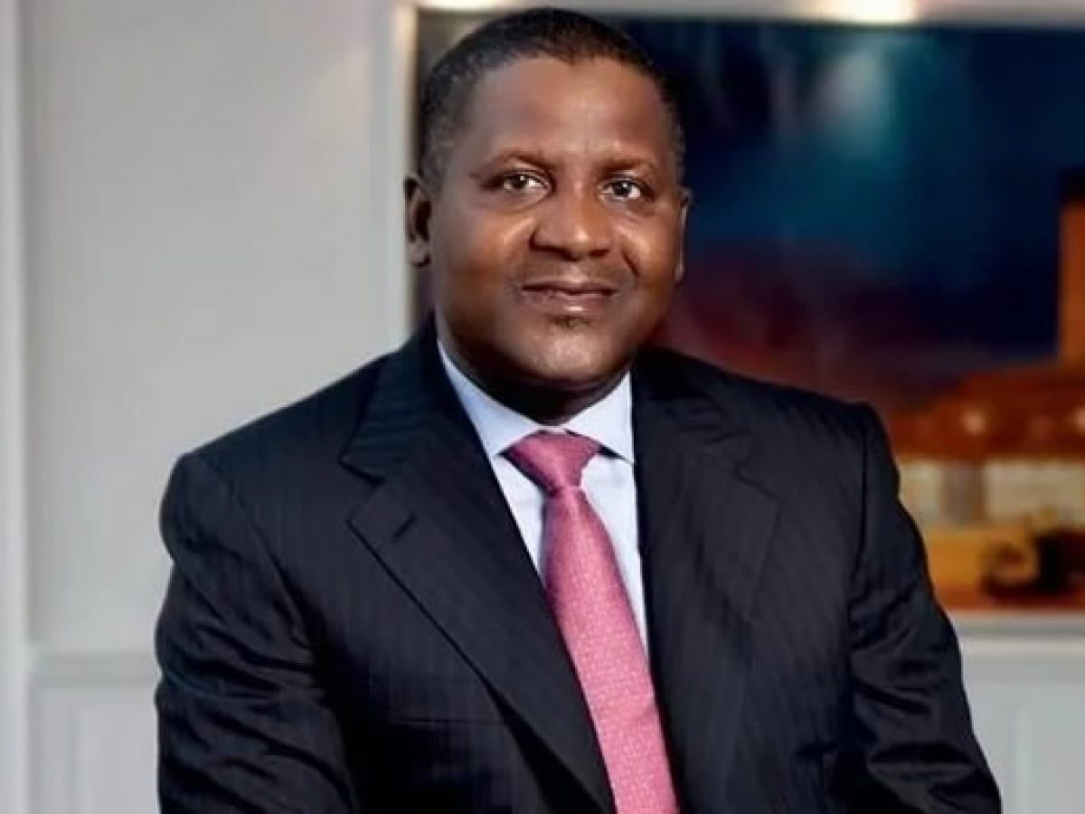Dangote makes 60 new artisans millionaires in one month