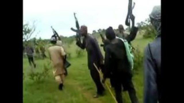 Bandits riddle Kaduna police APC with bullets