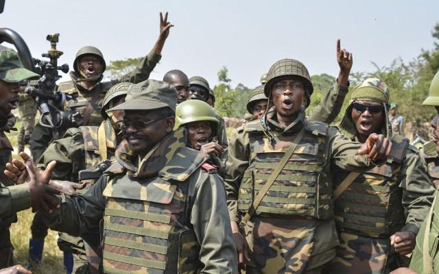 Military, ISWAP