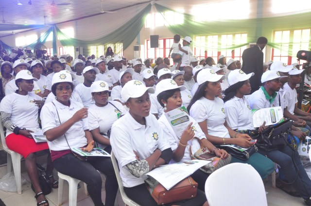 FG commends Obaseki as over 5,000 Edo residents get jobs, micro credit