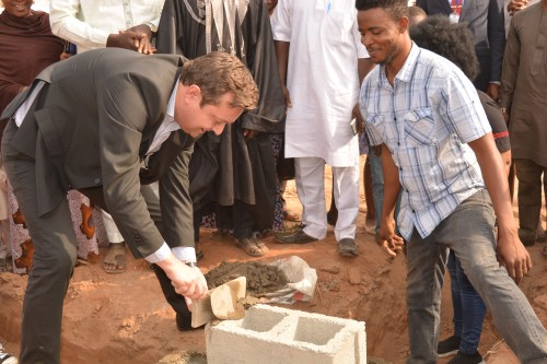 Actionaid, EU flag off over N200m construction of new Vine Heritage Home