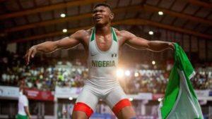 2020 Africa Wrestling Championships, Emmanuel Ogbonna John