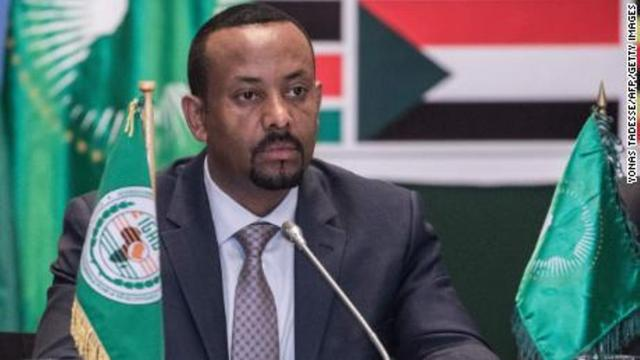 Ethiopia at 'war' with Tigray ruling party, military says