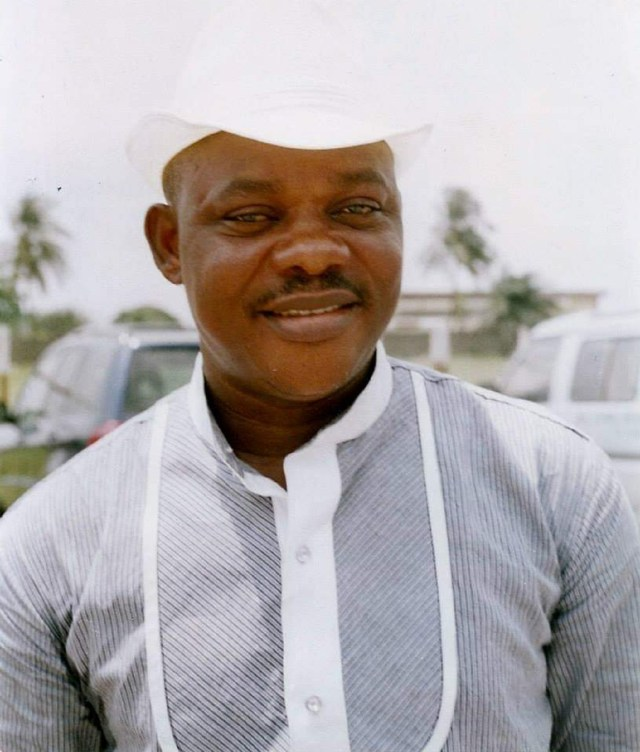 Nollywood actor, Frank Dallas, dies in hotel room in Abia