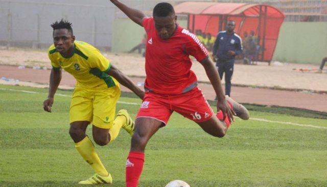 Obioma, Heartland, Adamawa United