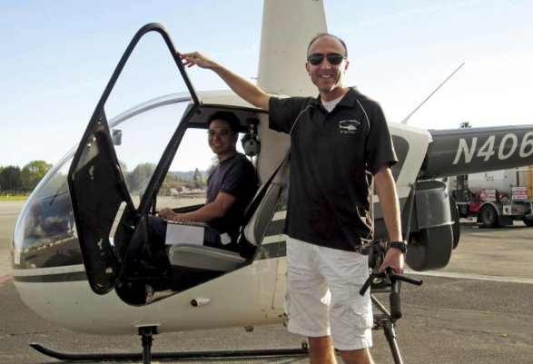 Helicopter pilot in Bryant crash had FAA violation in 2015