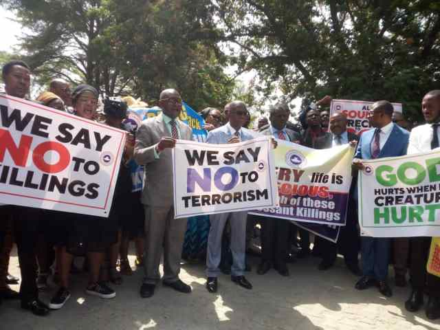 Killings:Maintain Nigeria's status as secular state, RCCG tells FG