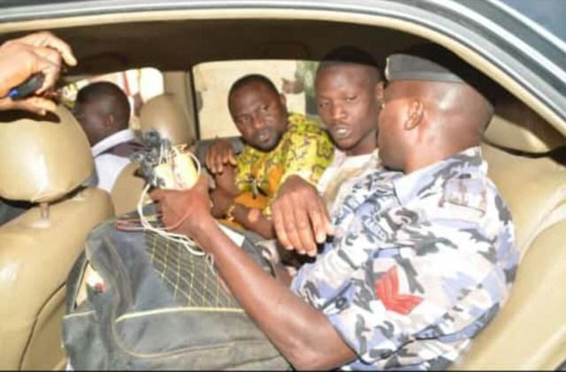Police arrest suspect with explosive device in Kaduna church