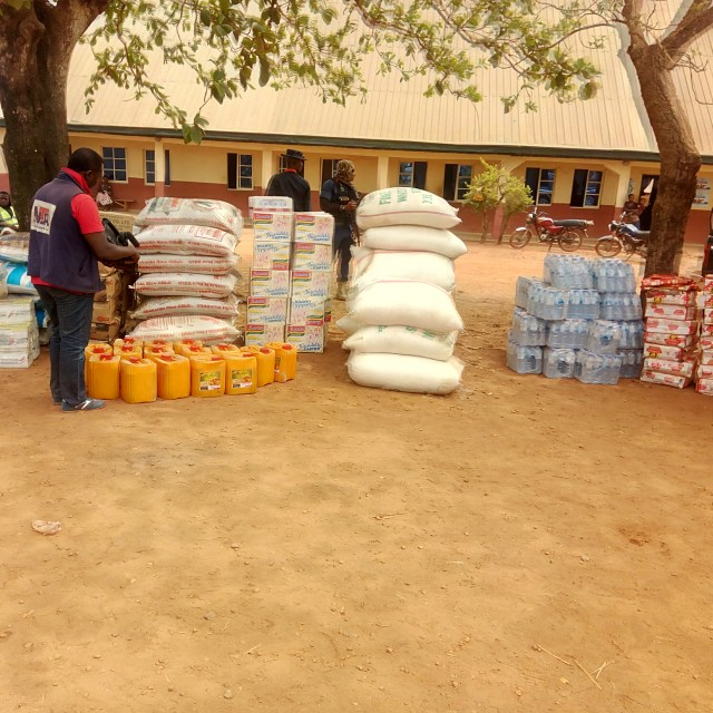 Years after: 11 War-torn villages in Ebonyi receive relief materials worth millions of naira