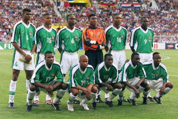 Why Rohr's Eagles can't play beyond their level ? Ben Iroha