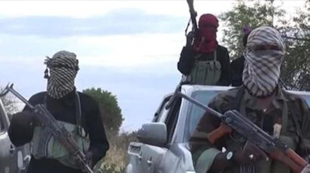 ISWAP kills 10 soldiers, takes one hostage in Borno