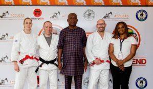 Judo, Accugas
