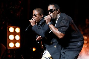 Mase, Diddy, Publishing rights