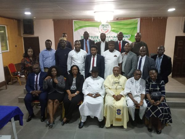 Iteveh, Obaseki, 120 others, invested fellows, institute of management consultants