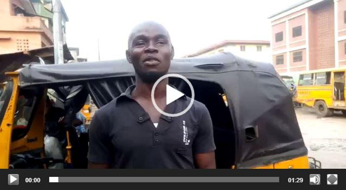 Videos: Passengers, drivers lament Okada, Napep ban in Lagos - Vanguard
