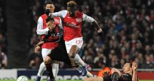 Alex Song, Arsenal