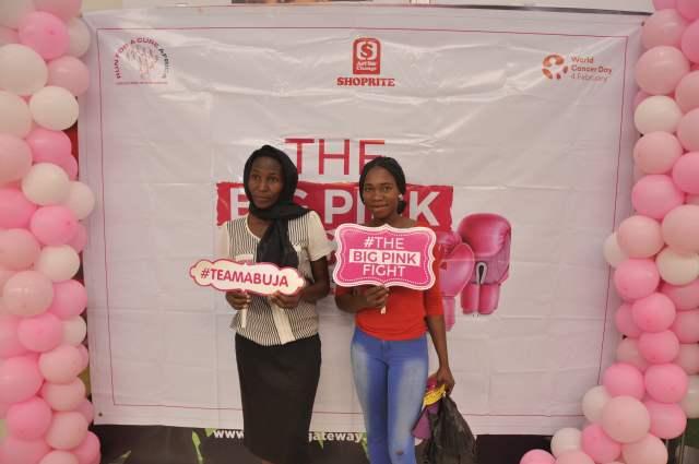 Shoprite hosts successful breast cancer awareness drive