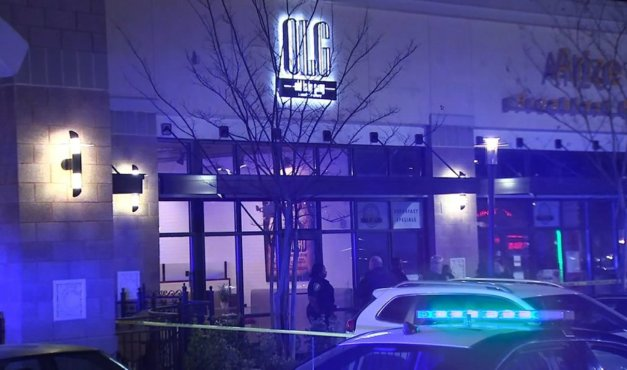 Valentine Day: 3 shot at eatery owned by Kandi Burruss of 'Real Housewives'