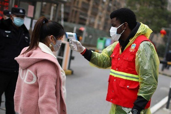 Nigerian voulnteers to help medical workers in China