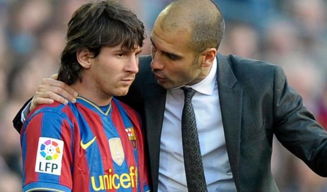 Guardiola hopes Messi stays at Barcelona