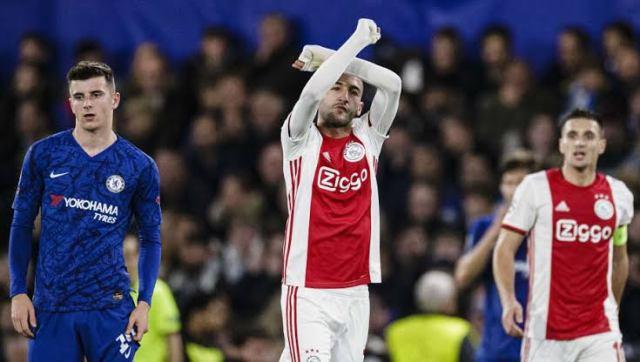 Ajax, Chelsea, Ziyech