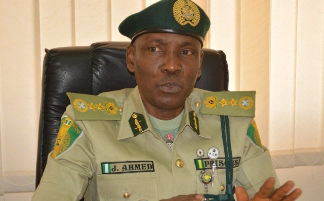 FG approves new uniform for correctional service