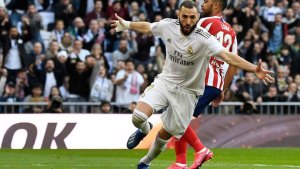 Karim Benzema, Real Madrid, Atletico Madrid