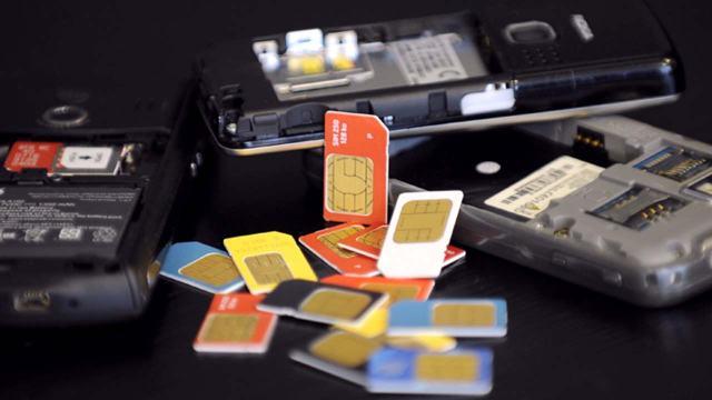 SIM Card, NIN