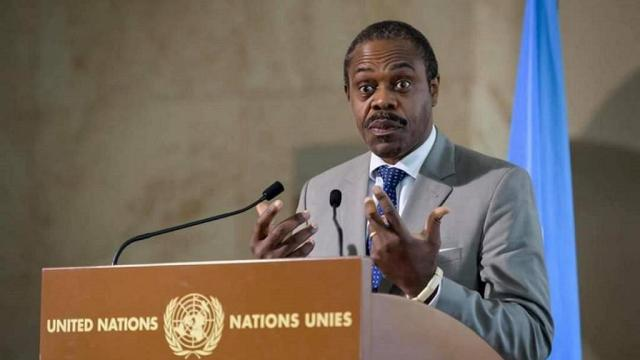 Congo, Ebola, Minister
