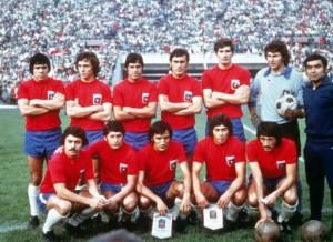Chile, Soviet Union, FIFA