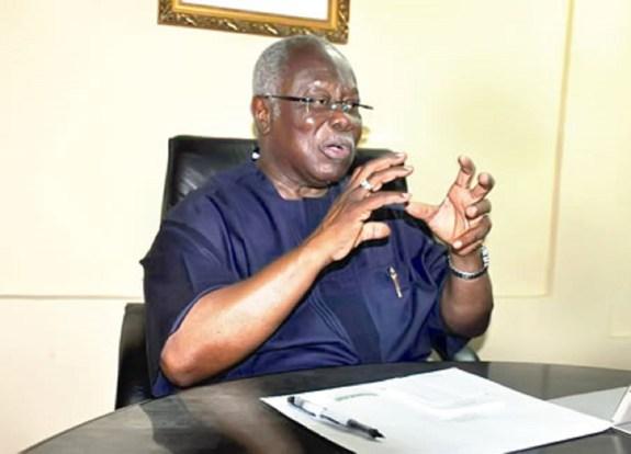 Bode George blasts Fayose over remarks on Obaseki