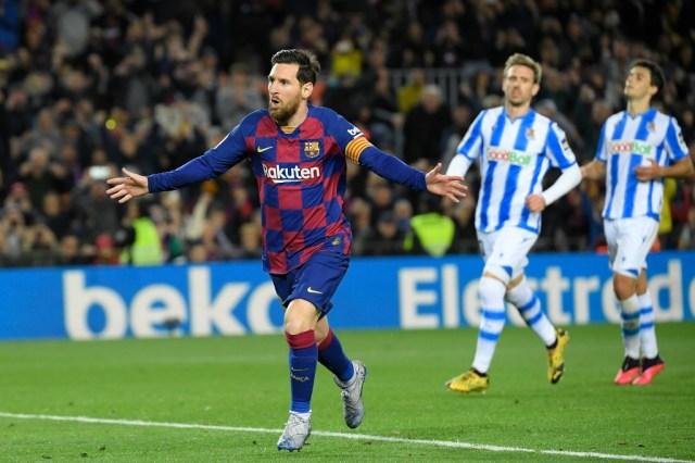 Lionel Messi, Jerzy Dudek