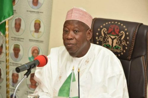 Don't allow criminals, religious extremists enter Kano from Kaduna, Ganduje tells Security personnel