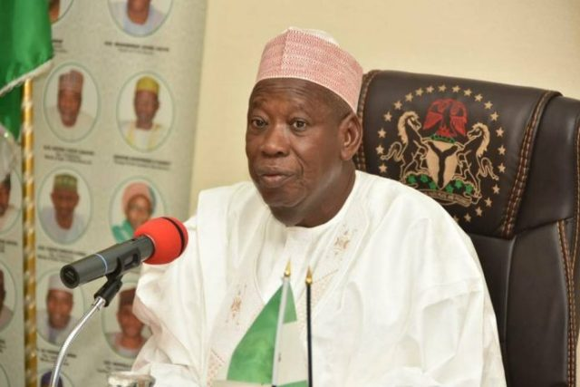 Ganduje directs tertiary institution students to form COVID-19 volunteer marshals