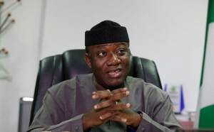 COVID-19: Gov Fayemi cuts Deputy governor's, political appointees' salary by 50%