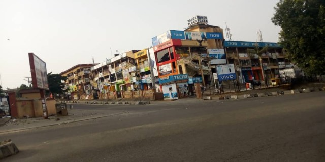 First-day lockdown: It's frustrating staying home all day, eating, sleeping ― Abuja residents