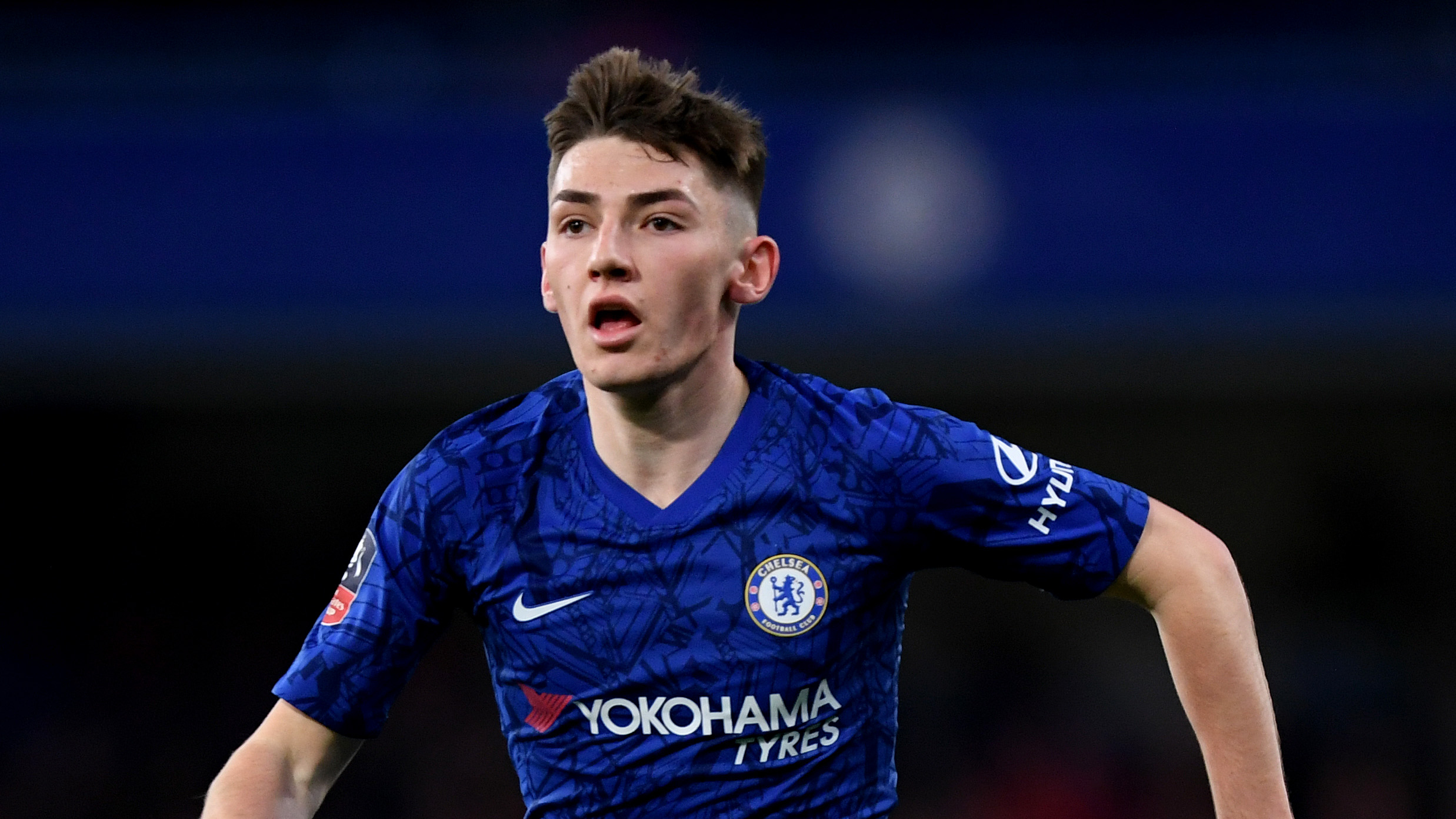 Chelsea midfielder Gilmour facing up to four months out after knee surgery