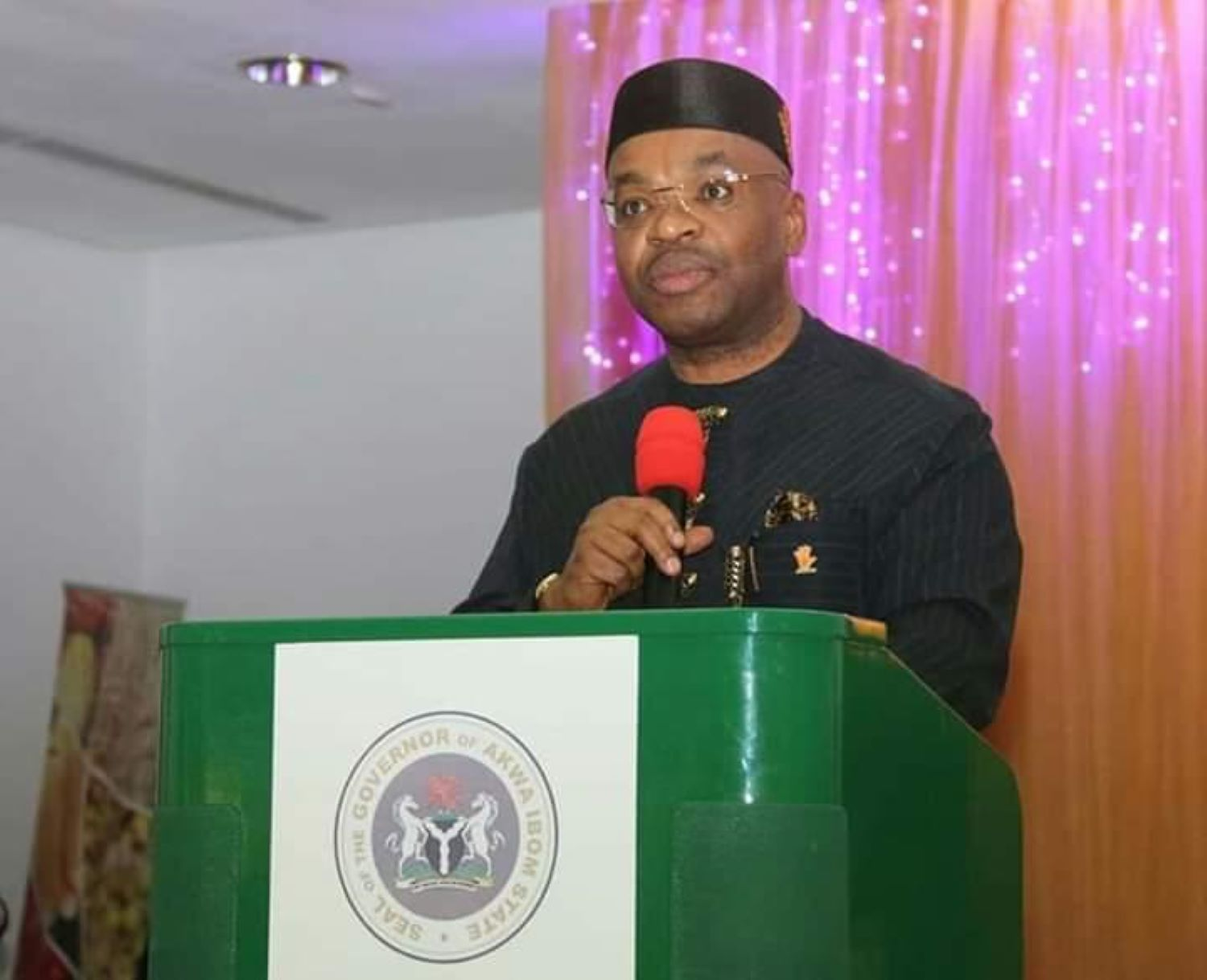Gov Emmanuel declares Akwa Ibom safe - Vanguard
