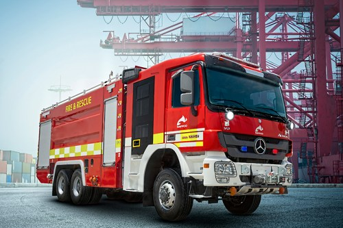 FG purchases 96 fire fighting vehicles for distribution to states – CG