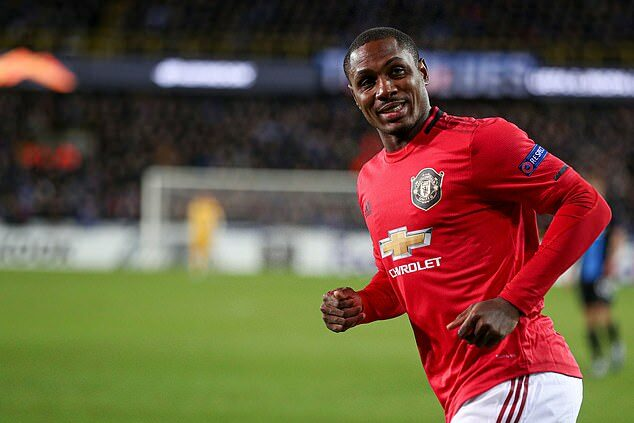 Rashford congratulates Ighalo on contract extension