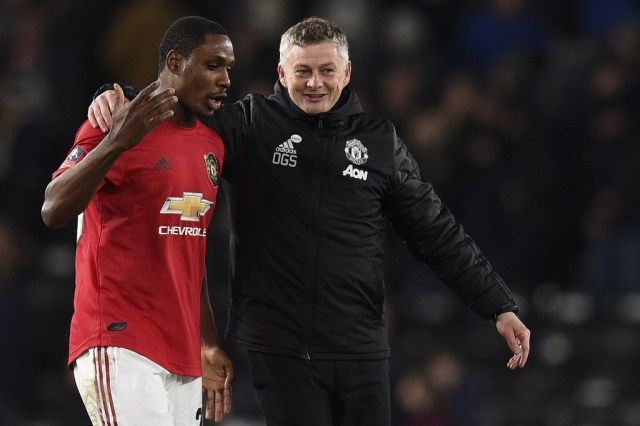 Ighalo contract extension is good news, says Luke Shaw