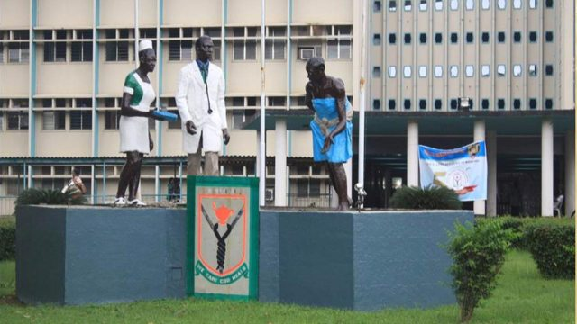 Lagos University Teaching Hospital (LUTH)