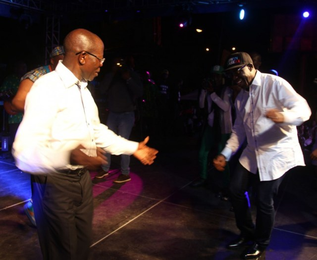 How Oshiomhole would have danced if Obaseki lost